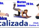 Promoción Localizada en el Club Alberdi
