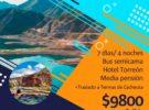 Nuevas Opciones de Turismo Temporada 2020